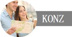 Deine Unternehmen, Dein Urlaub in Konz Logo